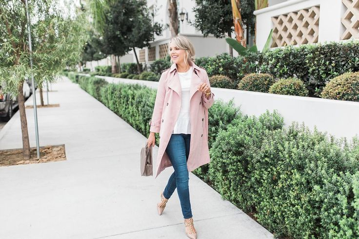 Trench Coats for Fall! | Ali Fedotowsky