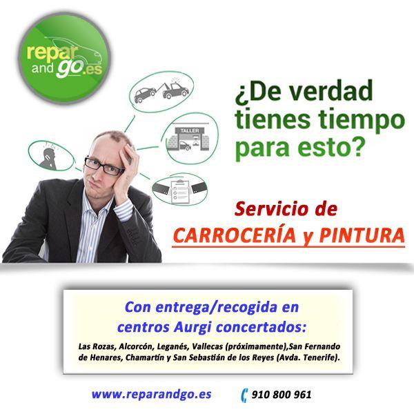 Nuevo servicio en Aurgi de reparación de carrocerías y pintura de vehículos - https://www.aurgi.com/index.php/noticias/1045-servicio-en-aurgi-de-reparacion-de-carrocerias-y-pintura-de-vehiculos
