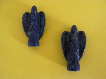 #LapisLazuli is one of the most required after stones in use since man's times gone by began. Its bottomless, outer space blue remains the symbol of royalty and honor, gods and power, spirit and idea. It is a worldwide symbol of understanding and truth.