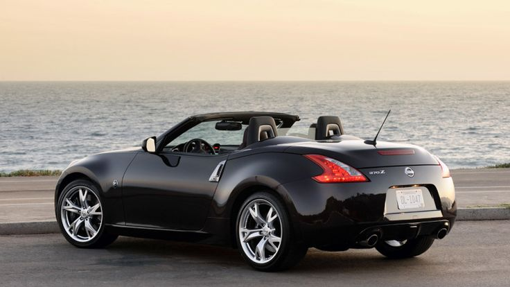 First Drive: 2010 Nissan 370Z Roadster shrugs off the convertible stigma - Autoblog