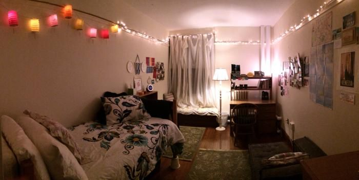 Submitted By Paulina Sterpe Wellesley College Cool Dorm