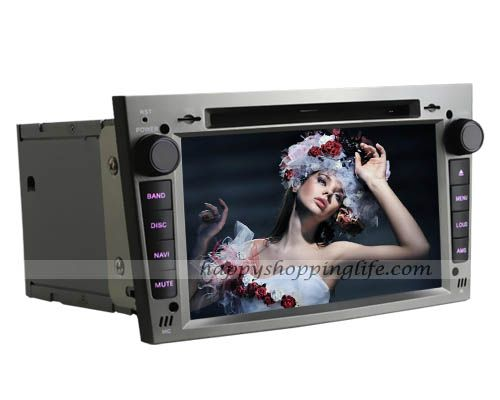 Android Car DVD Player GPS Navigation Wifi 3G for Opel Meriva 2006-2011 Bluetooth Touch Screen