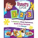 Hungry Girl 1-2-3: The Easiest, Most Delicious, Guilt-Free Recipes on the Planet (Paperback)By Lisa Lillien