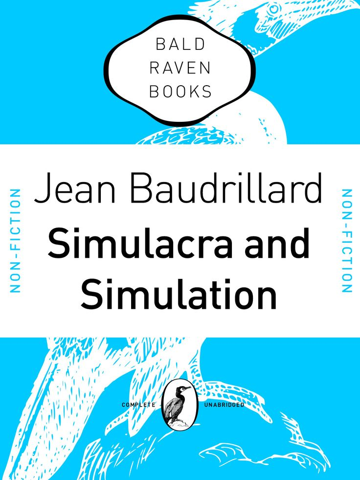 Examining the relationships between reality, symbols, and society, Jean Baudrillard's Simulacra and Simulation is a phenomenal trip down the rabbit hole that gives an incredible perspective on the world around us and has become a philosophical classic.