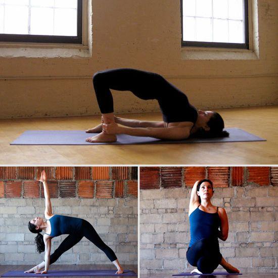 Straighten Up: 5 Yoga Poses For Prettier Posture