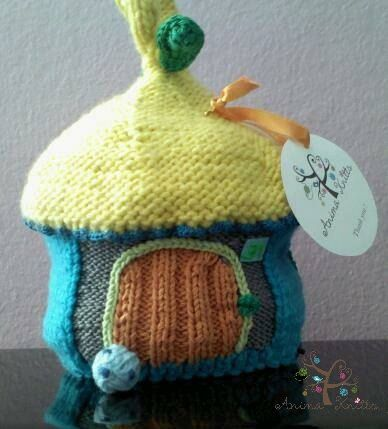 Baby Hat Toddler Hat Loonaland collection  MADE TO by Animaknitts, $55.00