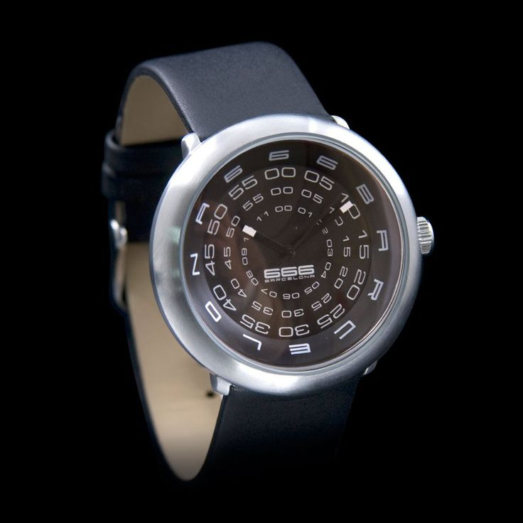 Concentric watch