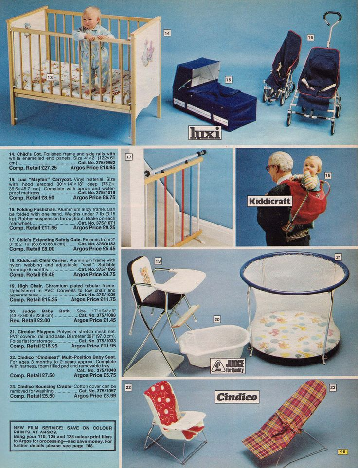 Vintage British Argos 1976 Catalogue (With images