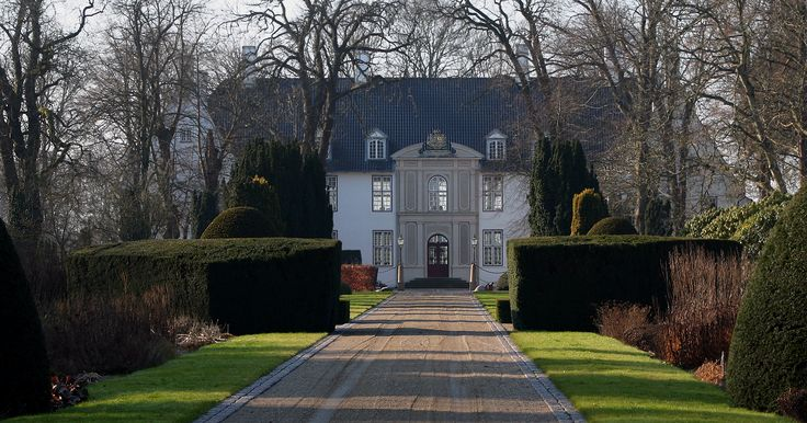 Schackenborg Palace is the residence of Prince Joachim and Princess Marie and their family.