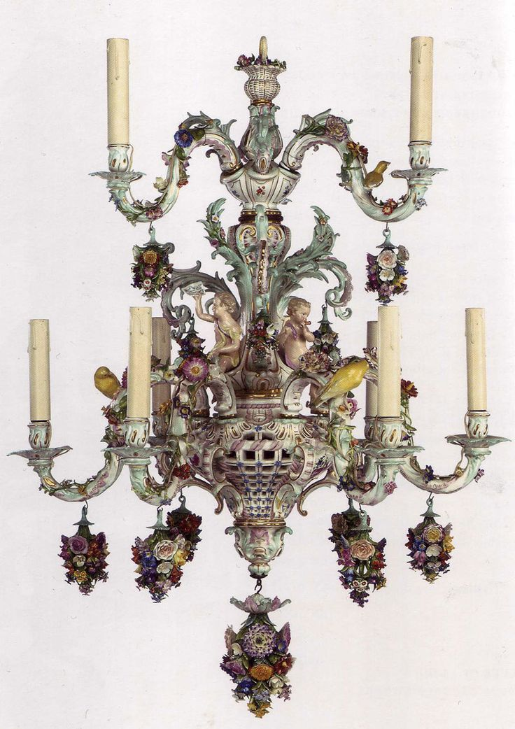 Chandelier belonging to Princess Margret