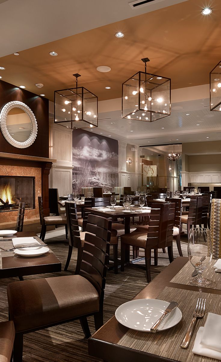 SAX Offers A Delectable Every Day Dining Experience With Eclectic Fireside Menus For Breakfast Dinner