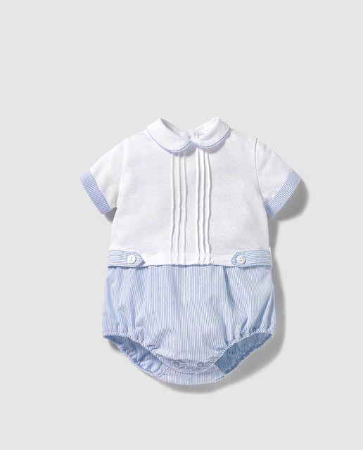 932d86876742 Ranita de bebé niño Dulces combinado | Vestits xiquets | Ranita bebe ...