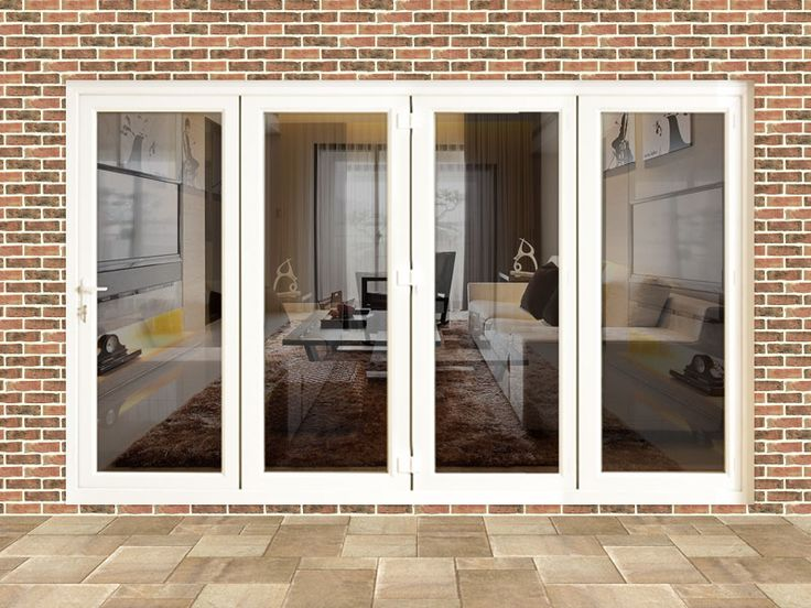 10ft uPVC Folding Doors | Flying Doors