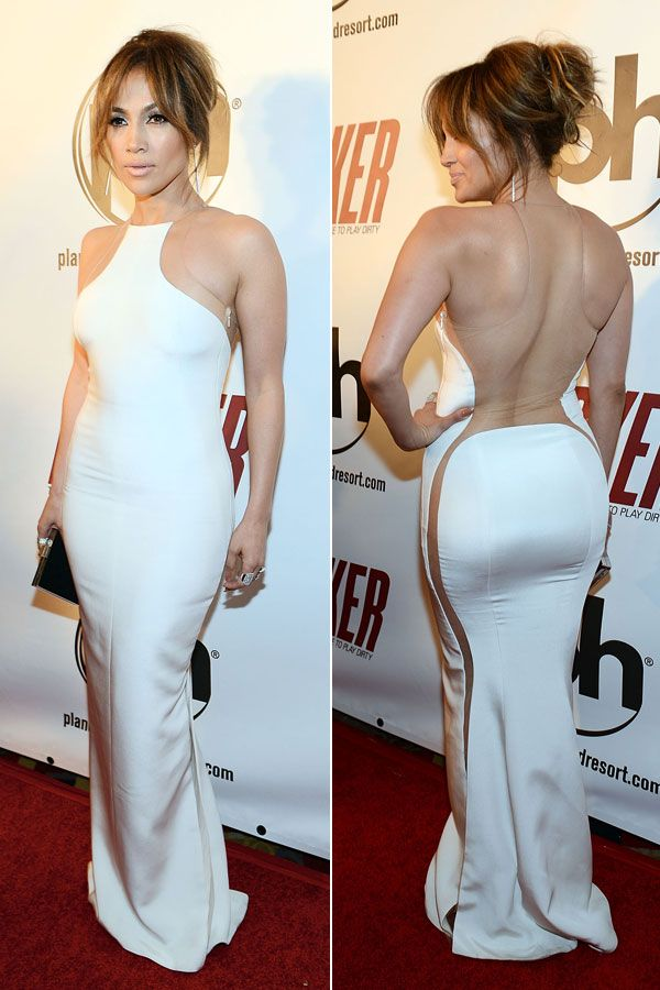 Jennifer Lopez Fashion - Jennifer Lopez Red Carpet Looks - Cosmopolitan
