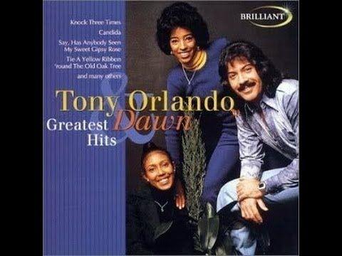 Tony Orlando & Dawn - The Greatest Hits   (Full Album)