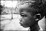 A child from the Kakuma Refugee Camp.