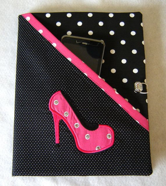 Composition Notebook Cover by quailhollowgifts on Etsy, $15.00