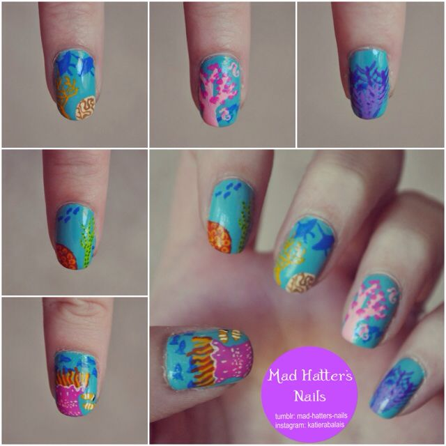 Famous Mad Hatter Nails Ensign - Nail Paint Design Ideas ...