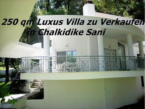 250 sqm Luxus Villa zu Verkaufen  in Chalkidike Sani
