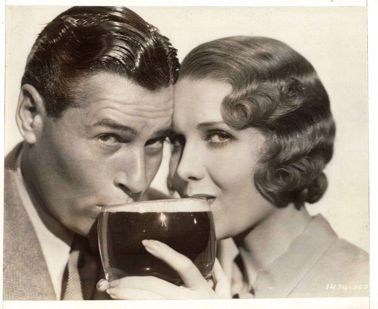 Richard Arlen and Mary Brian
