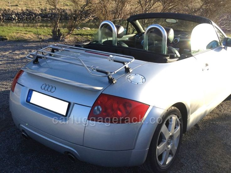 20 Best Audi Tt Cabriolet Convertible Boot Luggage Rack