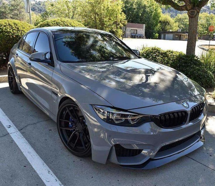 BMW F80 M3 grey