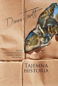Tajemna historia-Tartt Donna
