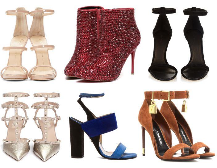 Schuhe Silvester 2016