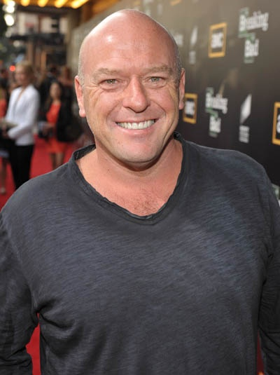 Breaking Bad - Hank Schrader – AMC - Played by Dean Norris