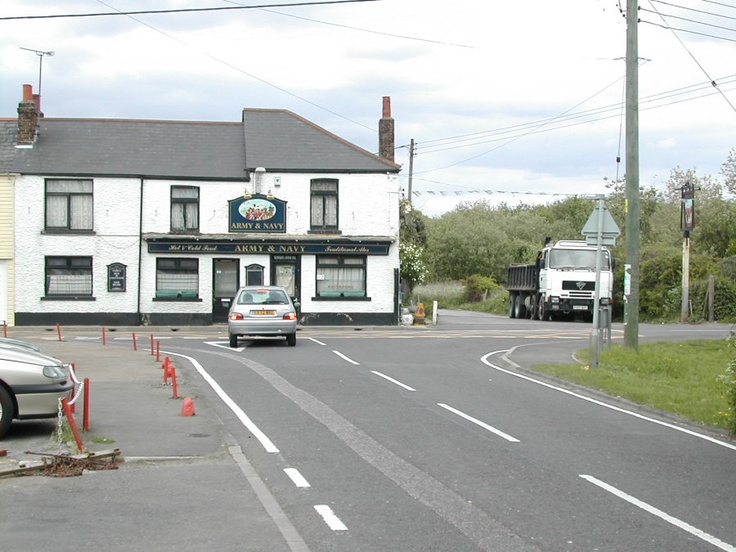 Army and Navy pub