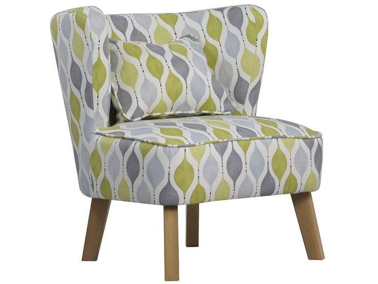 Wygodny fotel Looki - Sklep meblowy Onemarket - Meble do sypialni, pokojowe, młodzieżowe