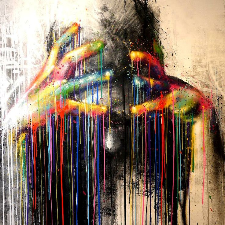 Paint Colors For Depression: 666 Best Images About Z_concept Street Art On Pinterest