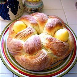 Rosca de Pascuas de limón @ allrecipes.com.ar