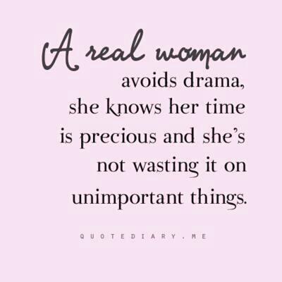 To us smart women