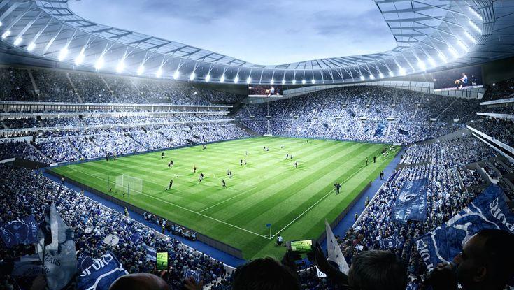 Με ανακοίνωση της από τους επίσημους λογαριασμούς της στα social media η Tottenham επιβεβαίωσε την έγκριση του συμβουλίου της Haringey για...
