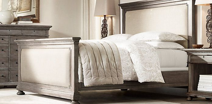 RH\'s Bedroom Collections:At Restoration Hardware, you\'ll explore ...