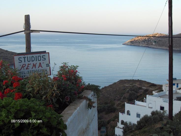 Fourni of Ikaria Greece