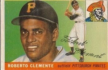 Roberto Clemente's rookie card is worth over $2,000—a testament to the impressive stats he racked up during his meaningful MLB career