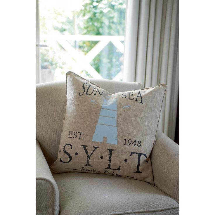 Sylt Lighthouse Pillowcover 60x60