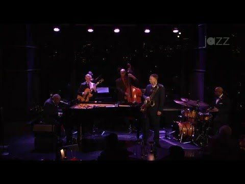 Freddy Cole with Harry Allen Live at Dizzy's 2016  - 1st set (2)