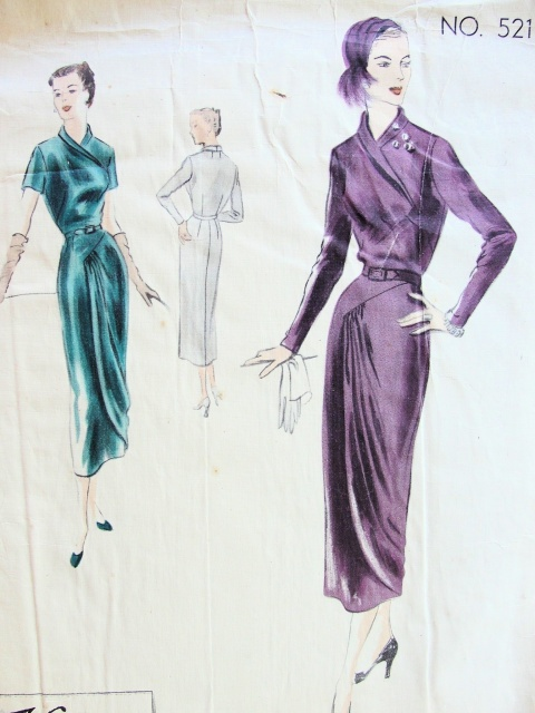 178 Best Images About 1940 S Fashion Purple On