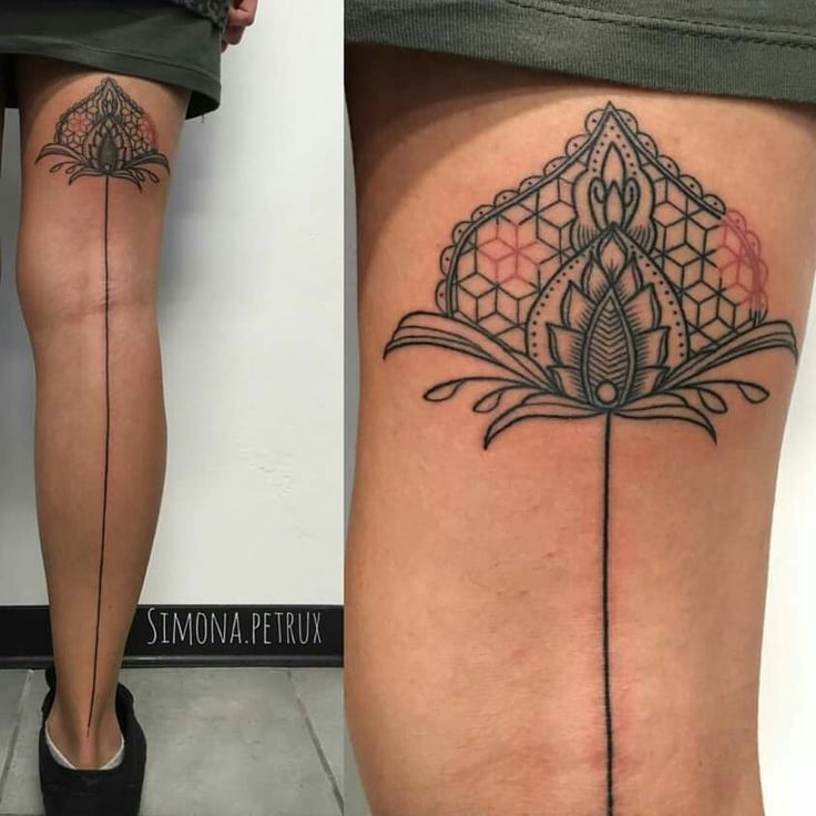 Fiore geometrico Simona Petrux Simona.petrux@gmail.com Instagram. SIMONA.PETRUX Fb. Simona Petrux Tattoo Sweet Mamba Tattoo Studio ROMA
