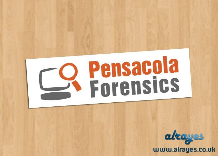 Pensacola Forensics Logo