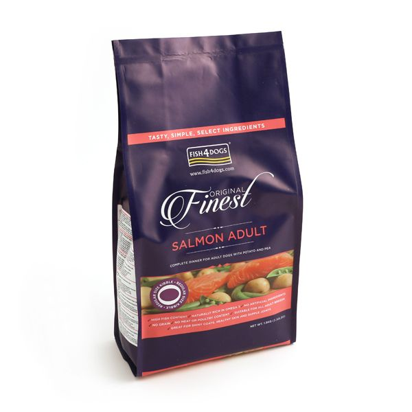 Deal of the Week* Save £10 on Finest Salmon Complete - Regular Bite 12Kg RRP: £53.50 Now £43.50 Delivered Ends 13-04-17 https://www.fish4dogs.com/Products/Salmon-Complete-4-Dogs.aspx #Fish4DogsOffers #CatchofTheWeek