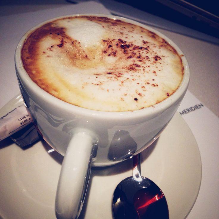 Illy coffee capucinno