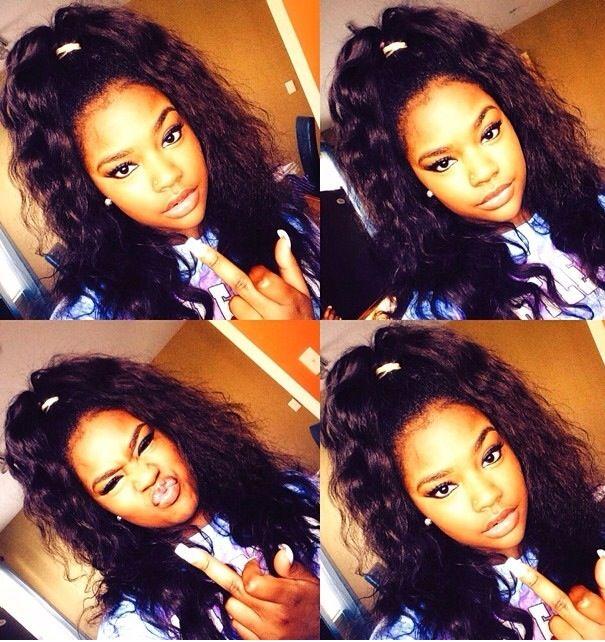 Summerella hair | My Ebony Skin | Pinterest | Her hair and ...