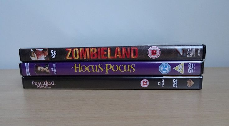 Blogtober day 23 | Films to watch over Halloween