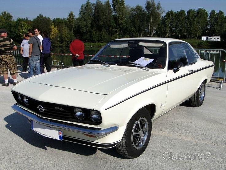 opel manta a 1600 s luxe sr 1970 a