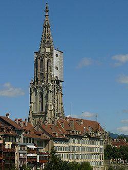 Svájc-Bern óvárosa (Unesco WHS 1983)