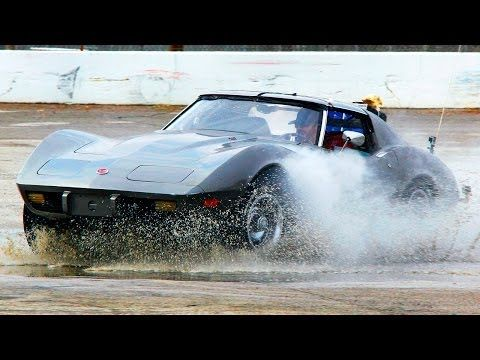 Corvette Sinkhole Adventure in a 1975 Stingray! - Roadkill Ep. 27